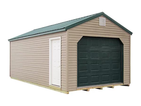 12x24 Gable Garage