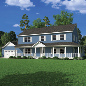 Jefferson III Modular Home