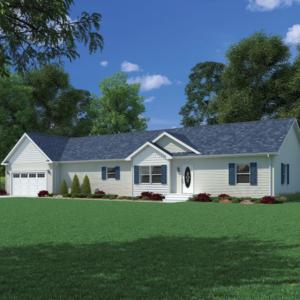 Woodbridge modular home