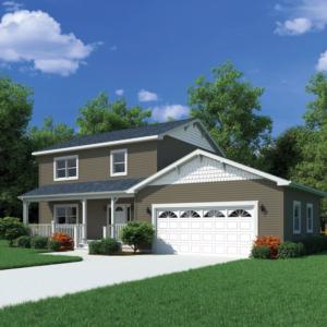 Washington Modular Home